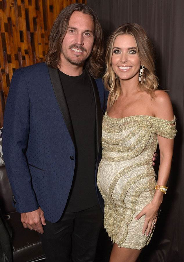Audrina Patridge, Corey Bohan, Engaged