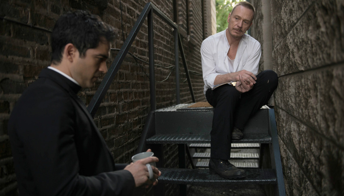 exorcist father tomas father marcus Exorcist actor Ben Daniels on that scorching finale & what comes next