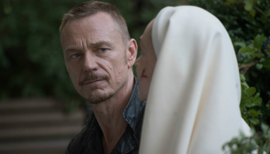 exorcist episode 4 ben daniels father marcus Exorcist actor Ben Daniels on that scorching finale & what comes next