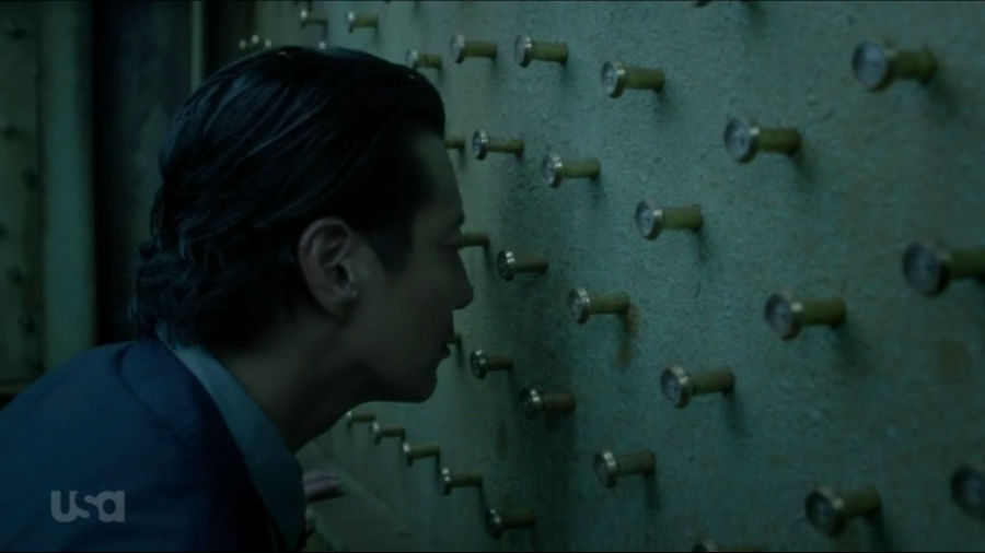 fw peepholes Ask a production designer: Falling Waters Scott Murphy
