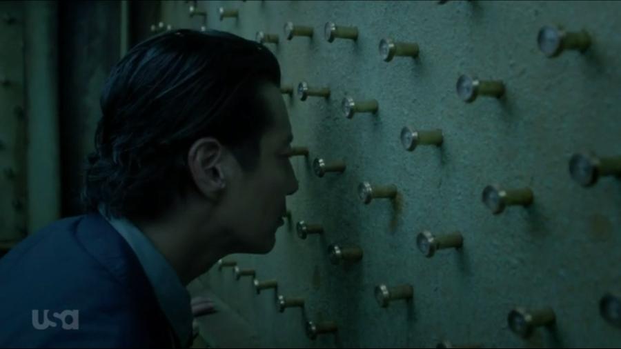 fw peepholes Ask a production designer: Falling Waters Scott Murphy