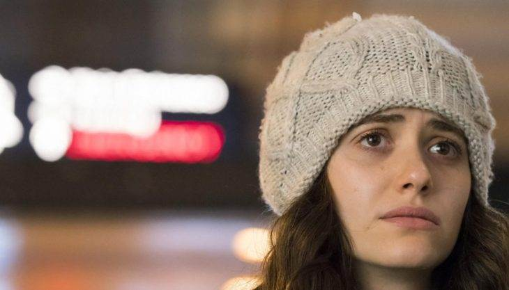 Emmy Rossum's wage fight & a 'Shameless' all about settling for what