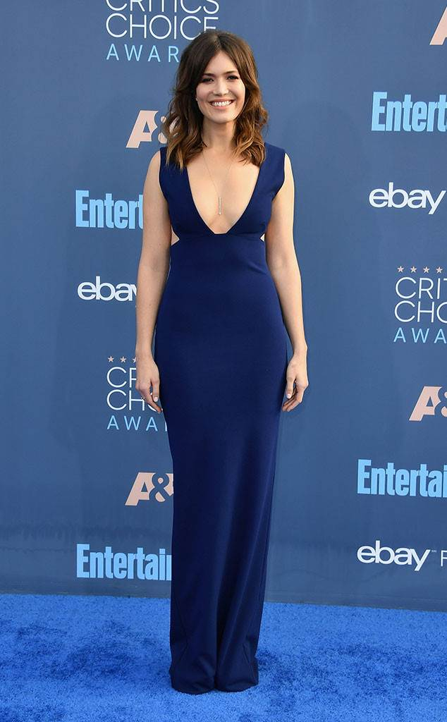 22nd Critics' Choice Awards Red Carpet Arrivals: See Mandy Moore, the