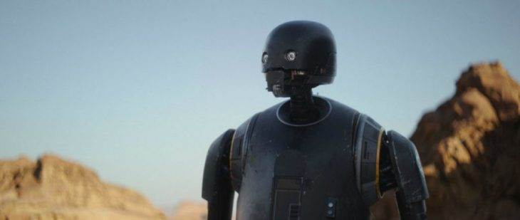 Alan Tudyk First Auditioned for 'Rogue One' From Nathan
