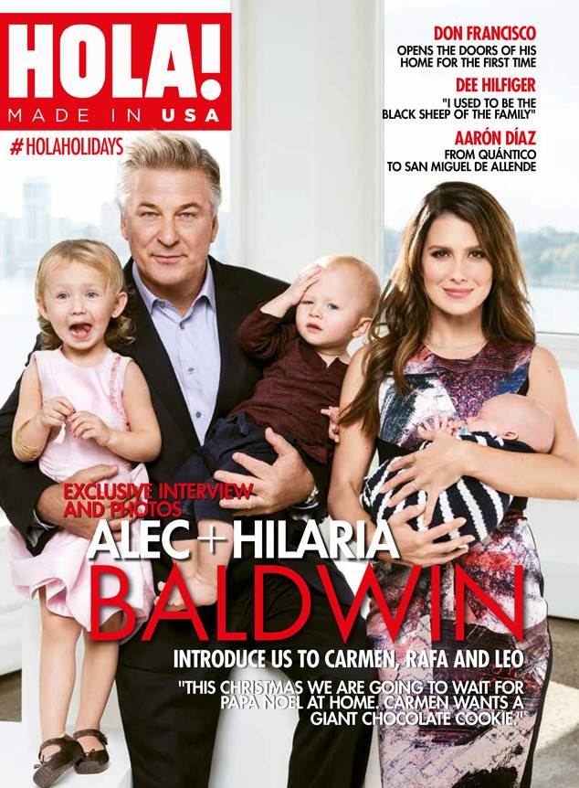 Alec and Hilaria Baldwin Open Up About Raising Their Children: