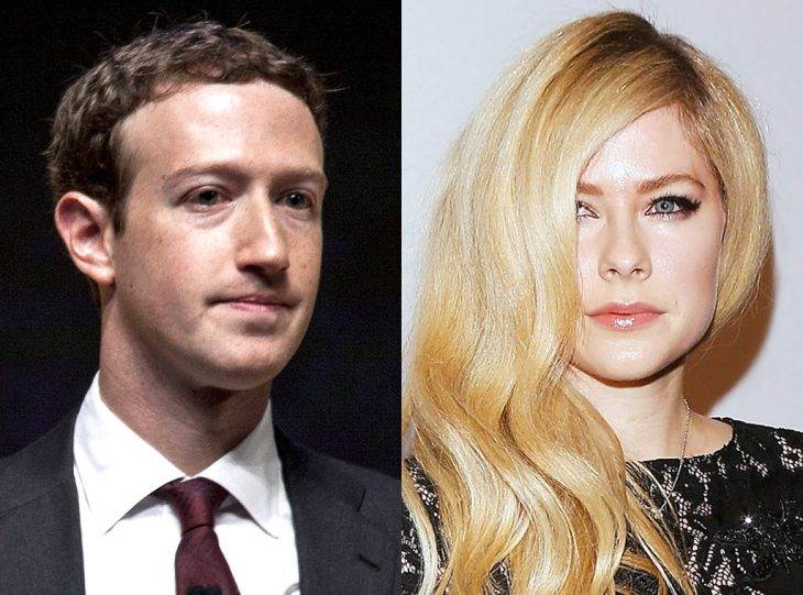 "Avril Lavigne Accuses Mark Zuckerberg of ""Promoting Bullying"" After"
