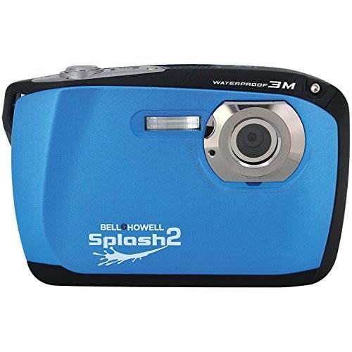 Bell+Howell Splash II WP16-BL 16MP Waterproof Digital Camera w…