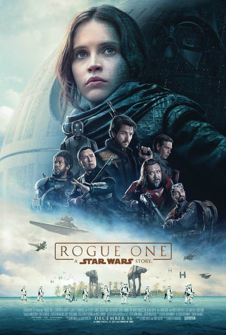 Box Office Report: 'Rogue One' Dominates As Only 'Sing' &