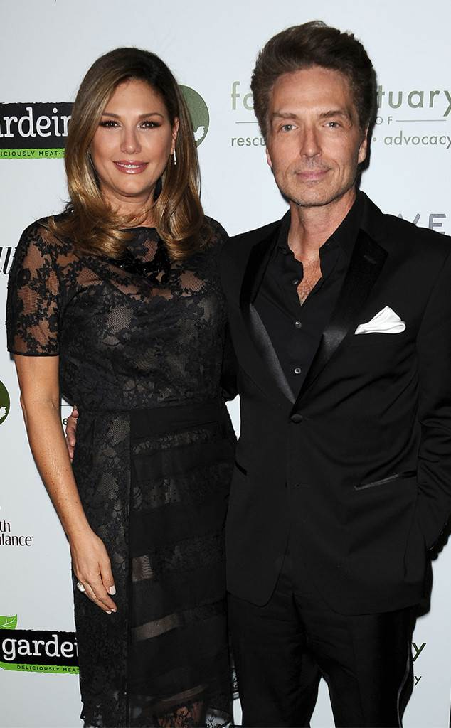 Daisy Fuentes' Husband Richard Marx Helps Subdue Violent Passenger on