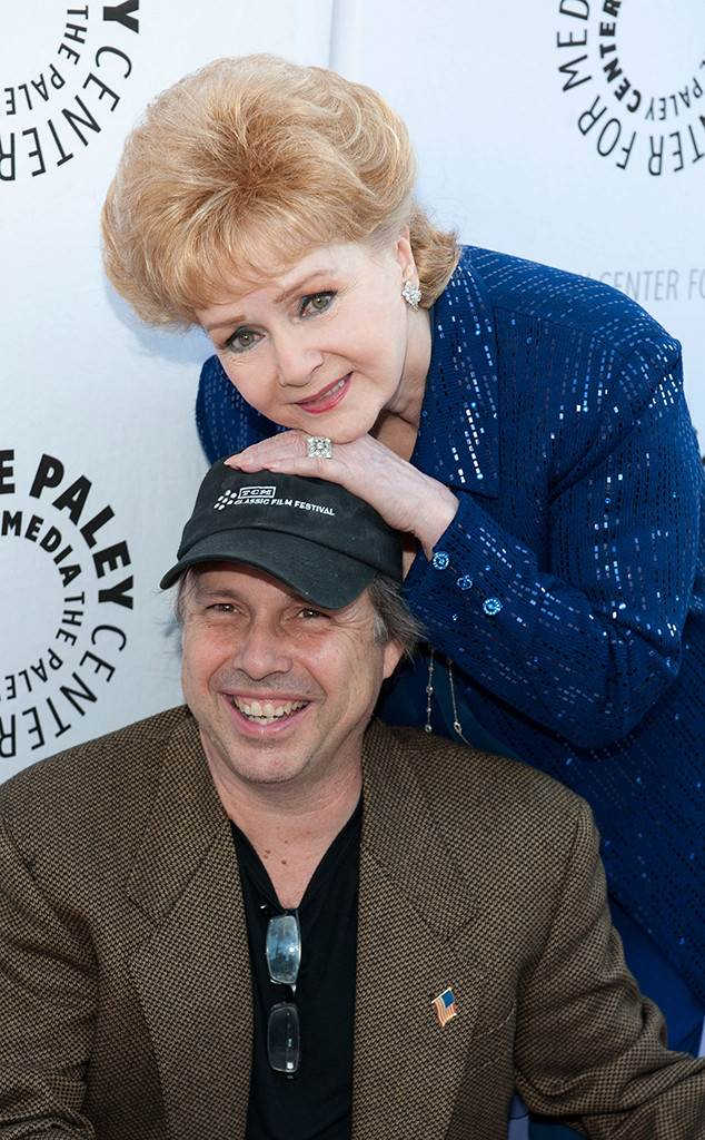 Debbie Reynolds' Son Todd Fisher Opens Up About His Mom's Final Hours
