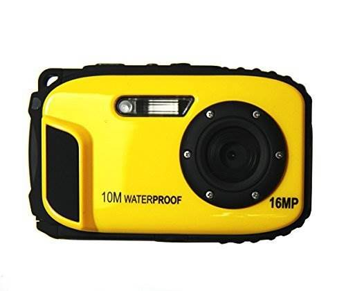 ETTG BP88 Camera Waterproof Digital Video Camera 2.7″ TFT Scre…