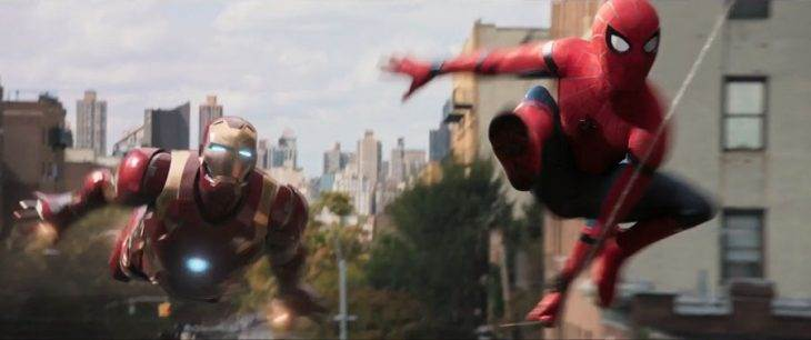 First 'Spider-Man: Homecoming' Trailer: Spidey Takes Down The Fake