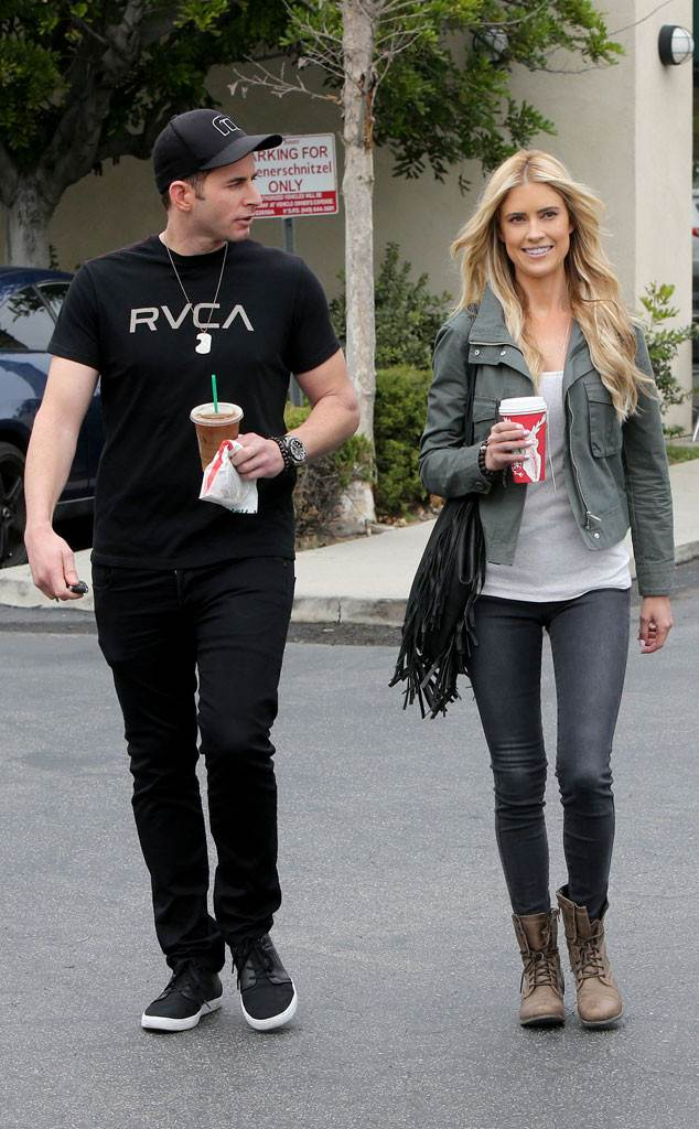 Flip or Flop's Christina and Tarek El Moussa Step Out Together After Split