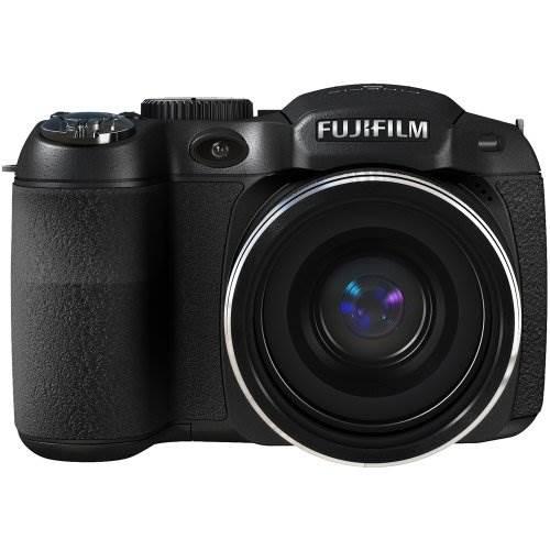 Fujifilm FinePix S2950 14 MP Digital Camera with Fujinon 18x W…