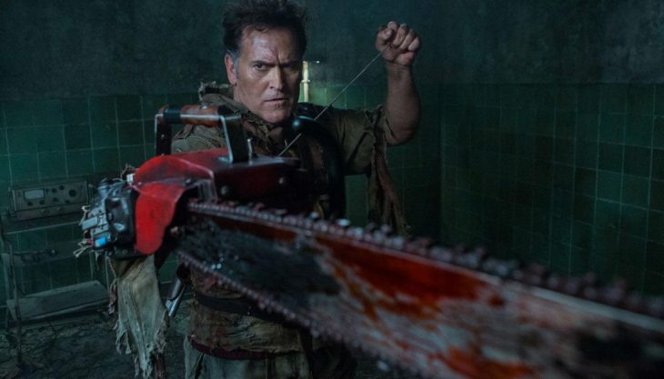 Has the future of 'Ash vs. Evil Dead' been compromised?