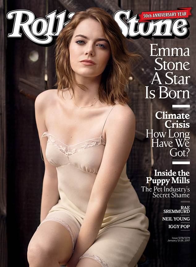 How Emma Stone Conquered Debilitating Anxiety as a Child