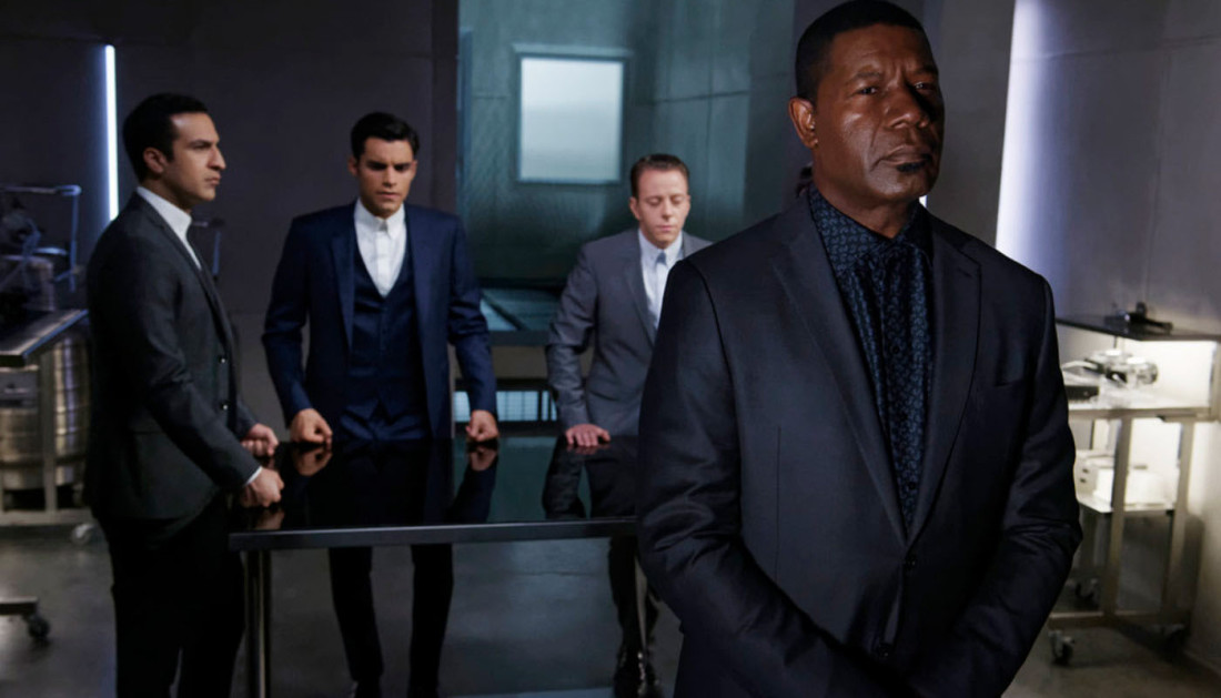 syfy incorporated 103 dennis haysbert spiga Incorporated is really a climate change P.S.A. in disguise
