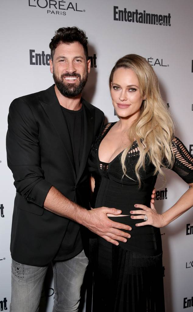 Inside Peta Murgatroyd and Maksim Chmerkovskiy's Last Days Before Baby,