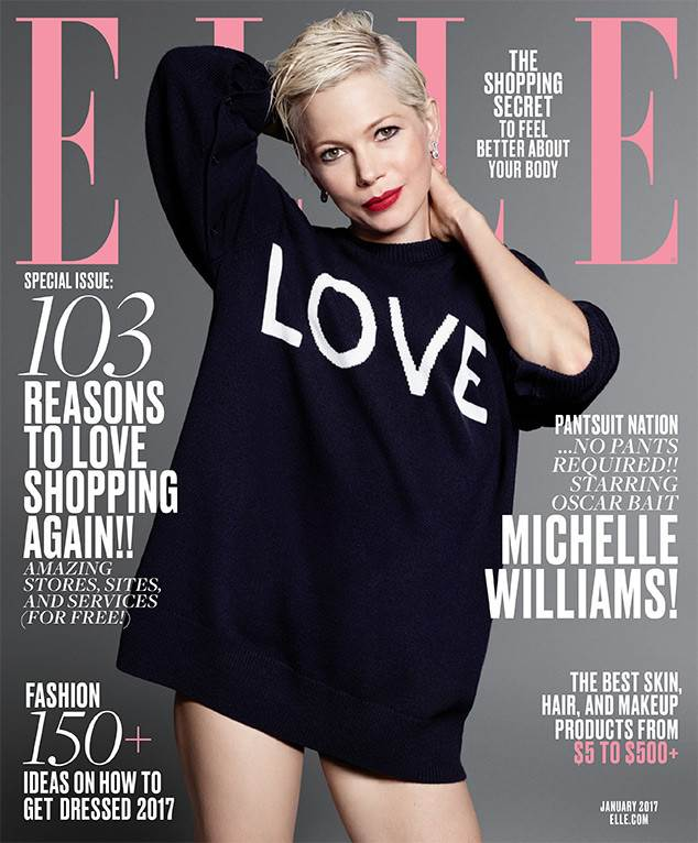 Michelle Williams on Finding Confidence and Living in the Public Eye