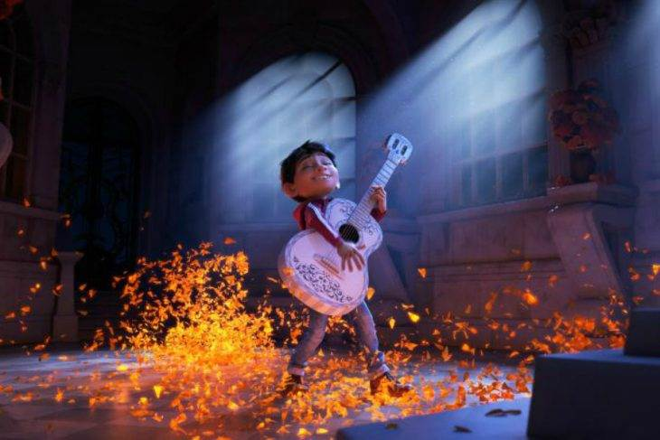 Movie News: First Look at Pixar's 'Coco'; See Dwayne Johnson