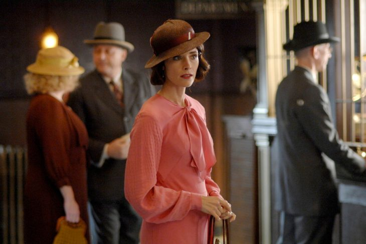 On 'Timeless,' Lucy & Wyatt DTR by way of… Bonnie & Clyde?