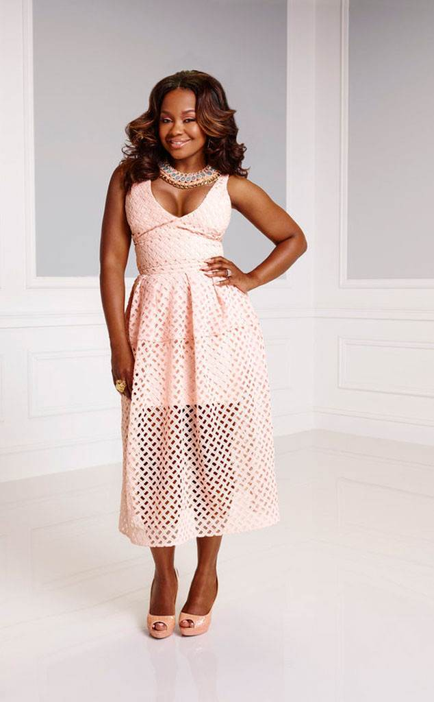 Real Housewives of Atlanta's Phaedra Parks Sheds Some Light on the