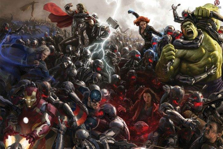 Rumor Patrol: A Casting Call Claims These Are the Heroes of 'Avengers: