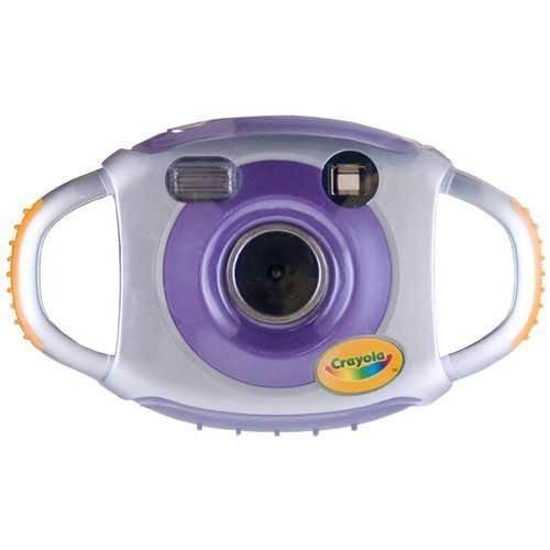 SAKAR Crayola Digital Camera- Purple