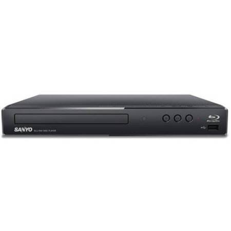 Sanyo RFWBP505F Blu-ray Player (Certified Refurbished)