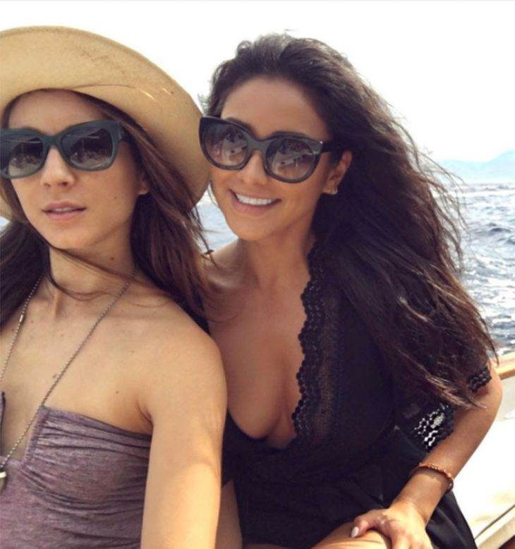 Shay Mitchell Pens Emotional Letter to Pretty Little Liars Co-Star Troian