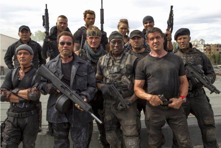 Stallone, Statham and Schwarzenegger to Return for 'The Expendables