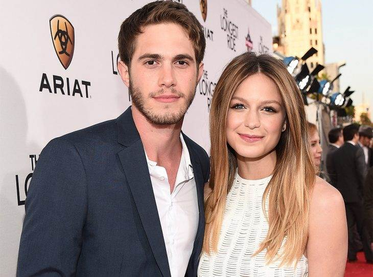 Supergirl's Melissa Benoist Files for Divorce From Blake Jenner