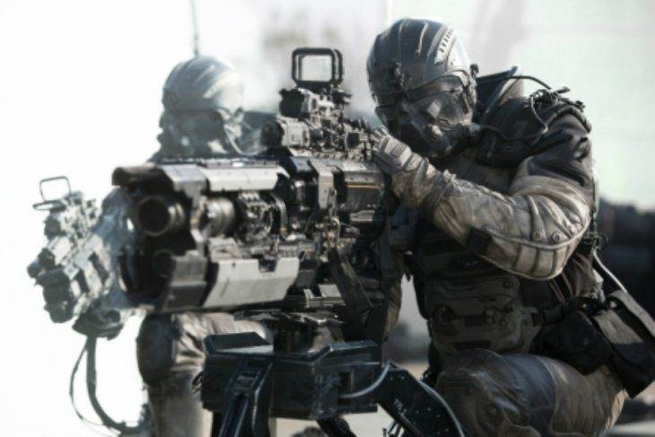 The First Trailer for 'Spectral' Tries to Bust Ghosts With Guns