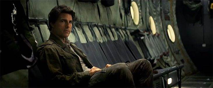 Tom Cruise Demanded They Shoot 'The Mummy' Plane Crash In Actual