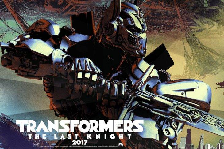 Watch First 'Transformers: The Last Knight' Trailer Brings Chaos to