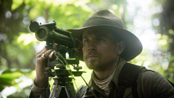 Watch the Trailer for the True Adenture Movie 'The Lost City of Z'