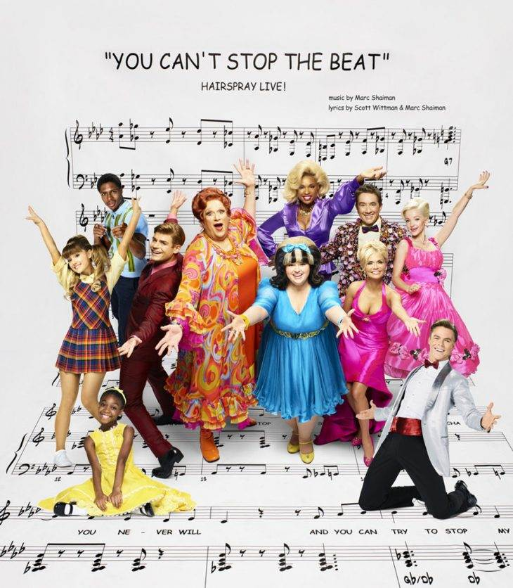 You Can't Stop the Beat: Listen to the Full Hairspray Live Soundtrack
