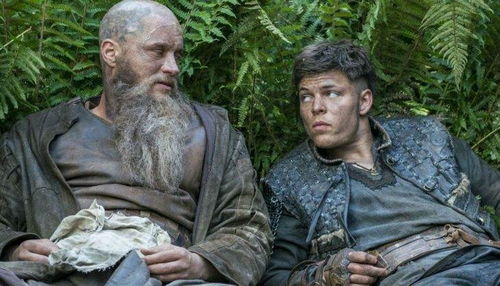 'Vikings' Alex Hogh reveals Ivar's fate after 'The Vision'