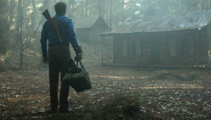 'Ash vs. Evil Dead' serves up a heaping helping of horror movie nostalgia