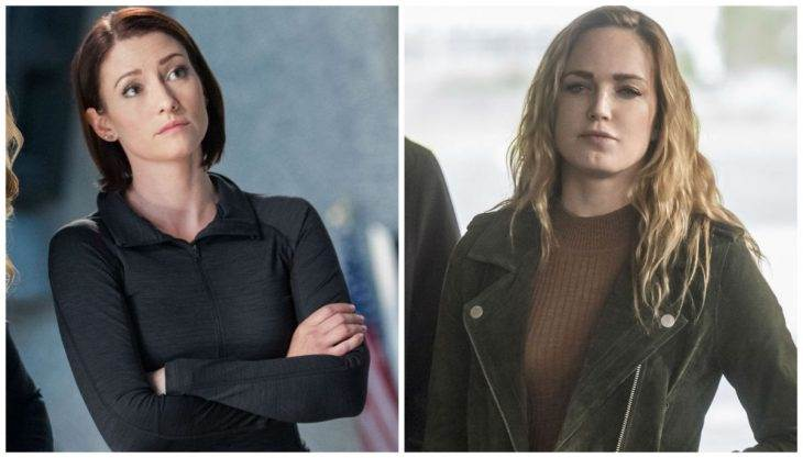 Could Alex Danvers & Sara Lance ever get together?