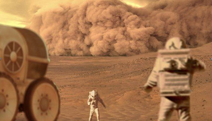 'Mars' goes 'Real World' with deadly dramatic effects