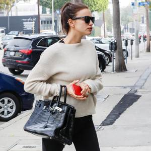 Saturday Savings: Irina Shayk's Cool, Sleek Sneakers Are on Sale