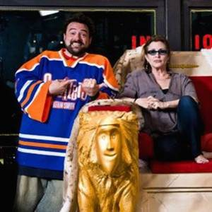 "Kevin Smith Pays Loving Tribute to Carrie Fisher: ""The Princess Stole My"