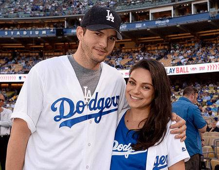 Mila Kunis Gives Birth to Her Second Child With Ashton Kutcher