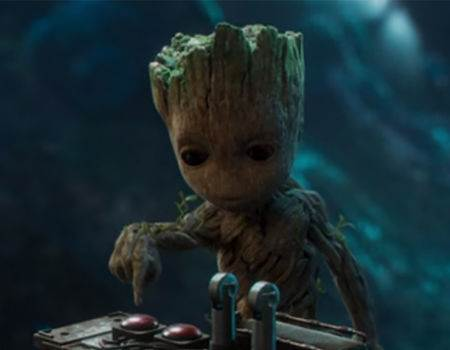 Guardians of the Galaxy Vol. 2 Gets a New Trailer With Even More Baby Groot,