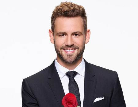 Nick Viall Is Stealing Santa Claus' Look in Latest Promo for The Bachelor