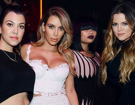 Kardashians vs. Blac Chyna? Find Out What's Really Going on Between