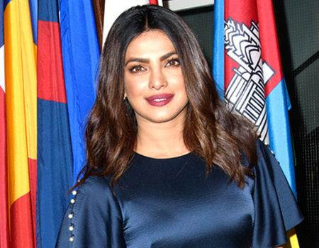 Priyanka Chopra Stays Mum on Meghan Markle and Prince Harry's