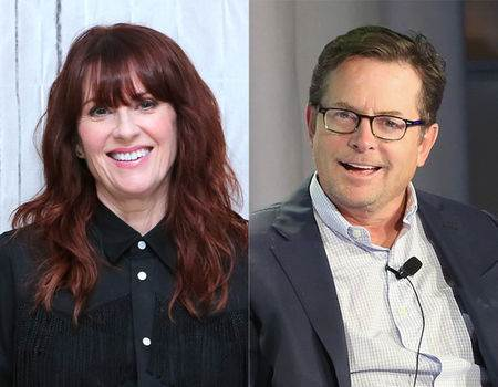 Who Knew? Megan Mullally Reveals She Dated Michael J. Fox
