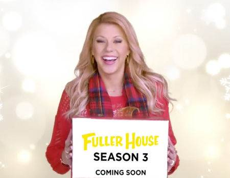 Fuller House Renewed for Season 3: Cast Reveals News in Christmas Eve Video